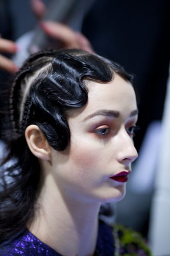 Salon International 2016 Londra onde capelli