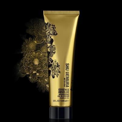 olio in crema per nutrire i capelli