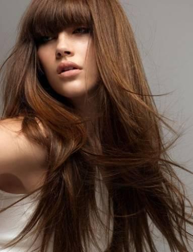 capelli lunghi donna