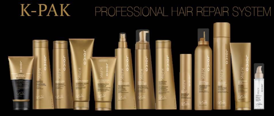 Ricostruzione capelli Joico K-Pak