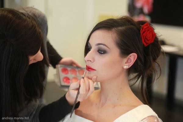makeup Grosseto