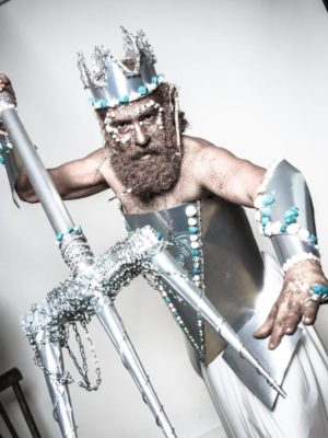 Costume di Poseidone