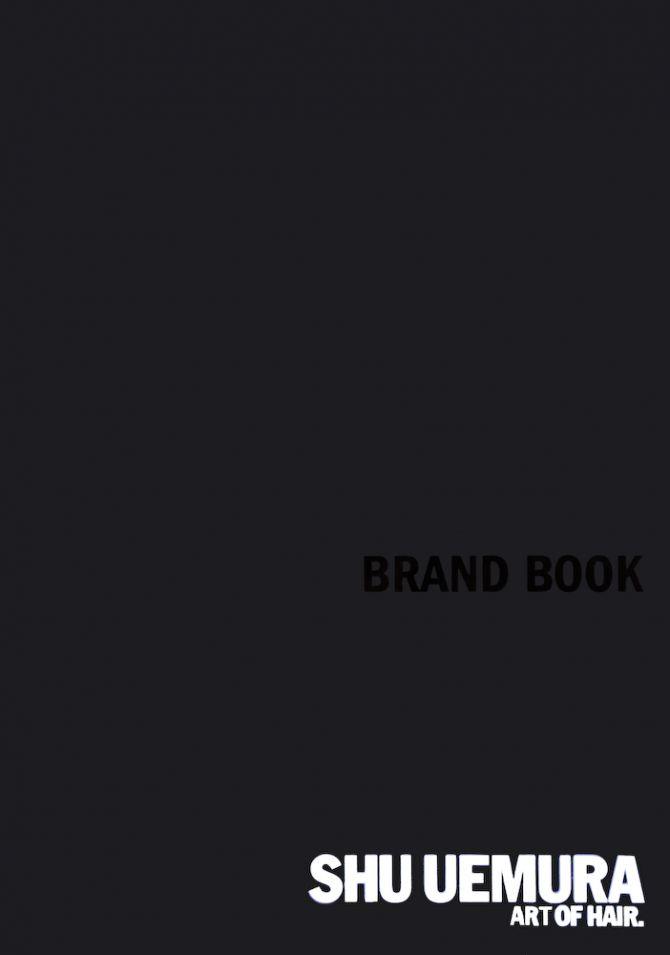 Shu Uemura Brand Book – Japanese art