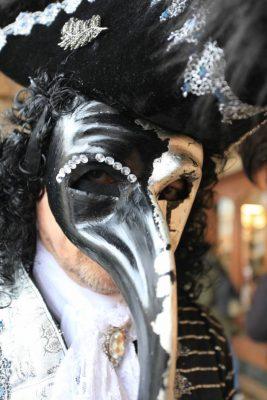 Maschera tradizionale