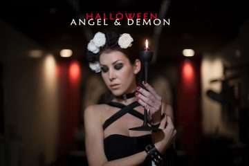 Halloween Angel – Demon Jana