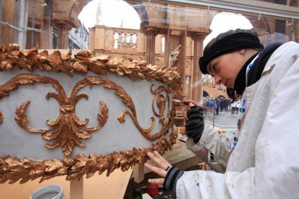 decorazioni Carnevale di Venezia