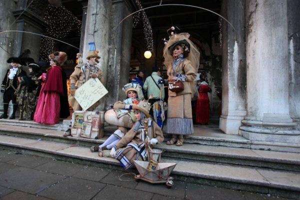 Carnevale di Venezia costumi
