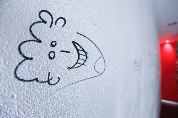 disegni pareti