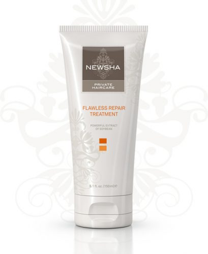 treatments with Newsha products