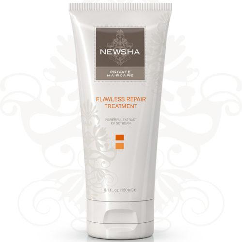 trattamenti con prodotti Newsha