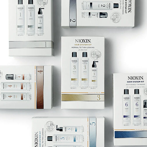 prodotti Nioxin