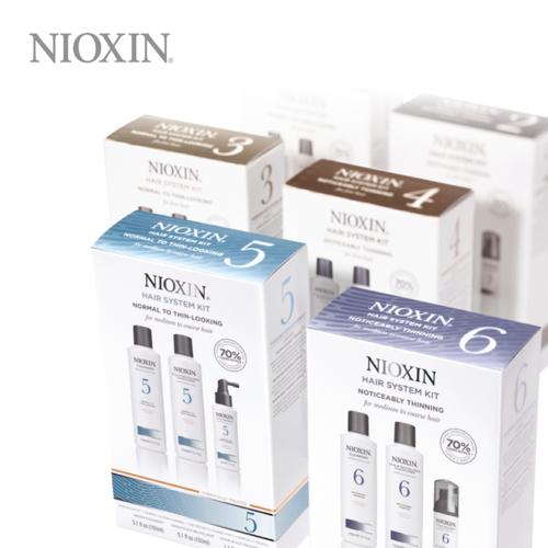 trattamenti con prodotti Nioxin
