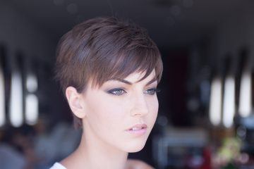 PIXIE HAIRCUT…SIMPLE AND FASHIONABLE