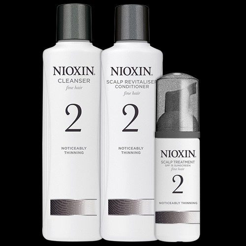 trattamenti nioxin per capelli