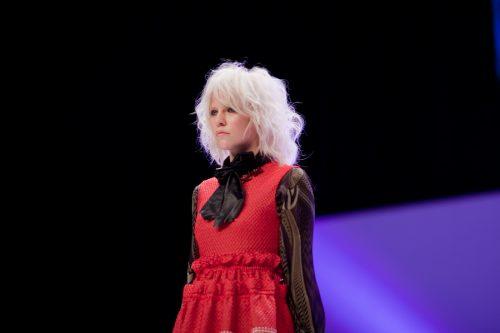 blonde hair fashion
