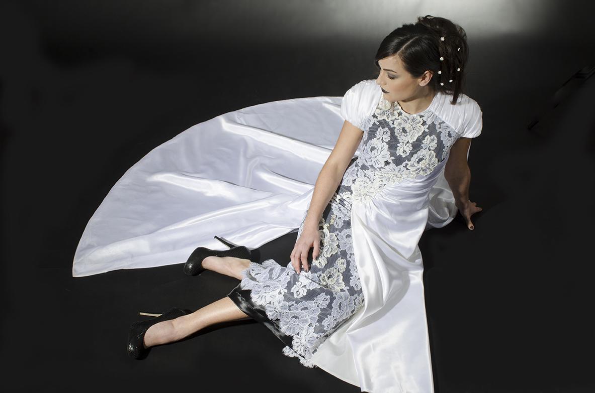 Matrimonio In Bianco : Matrimonio in bianco e nero look sposa andrea manni ltd