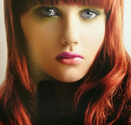 bicolor lips