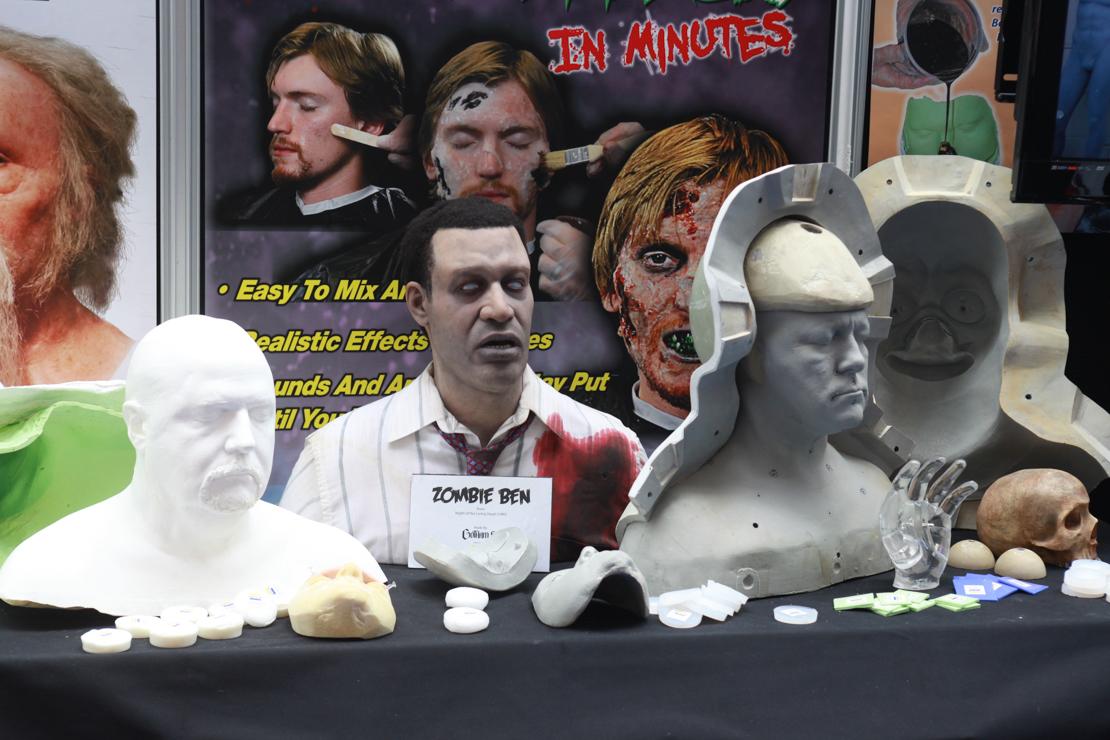 esposizione di maschere