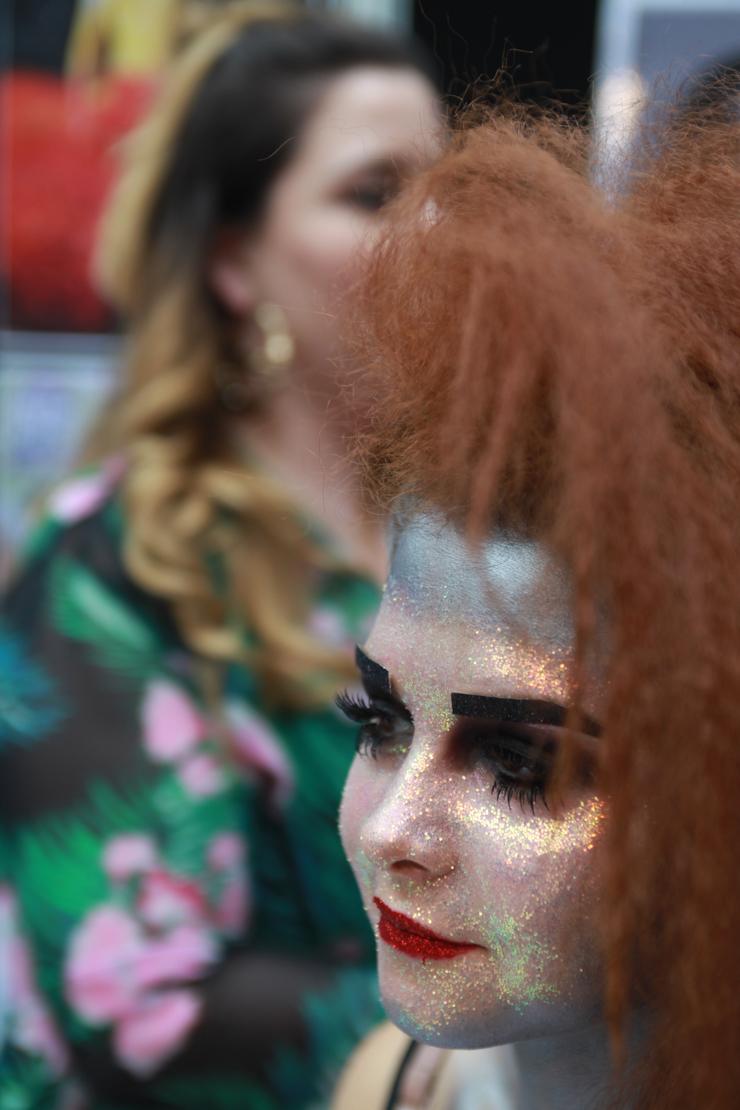 makeup glitterato