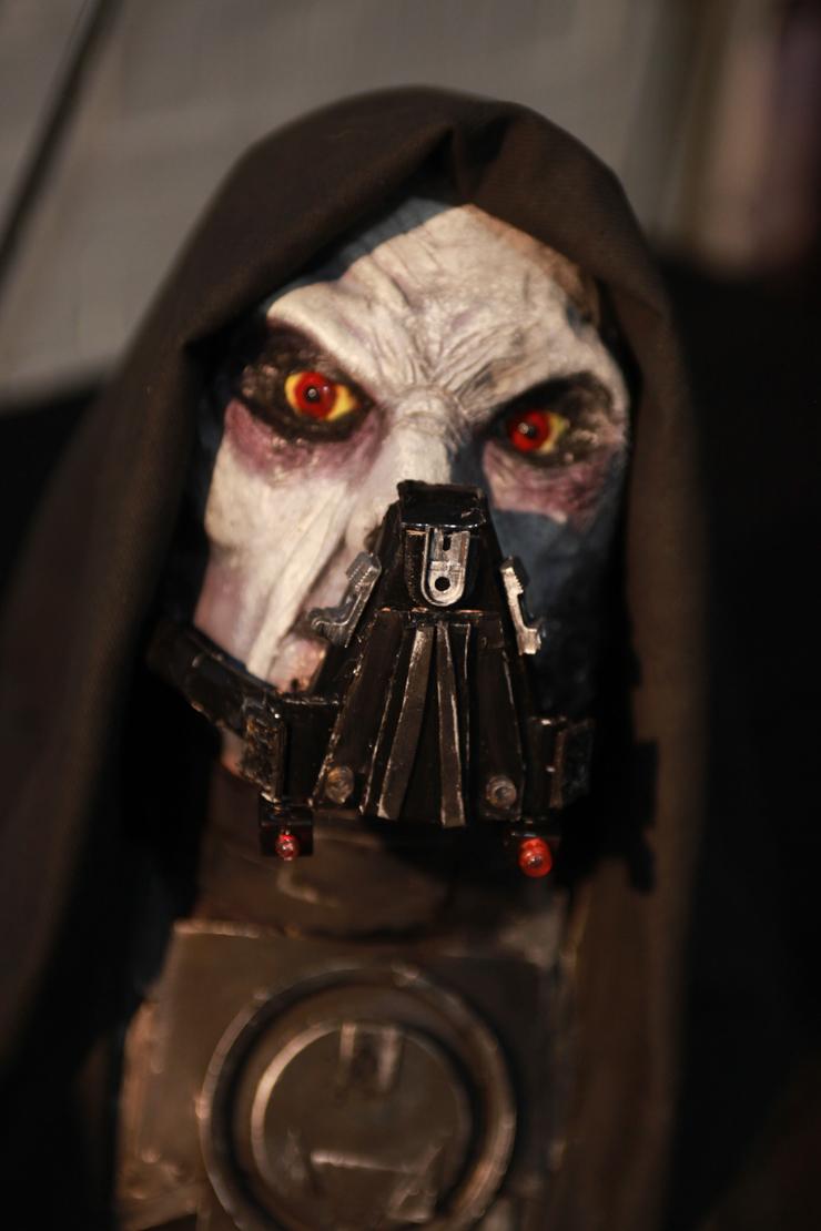 maschera horror