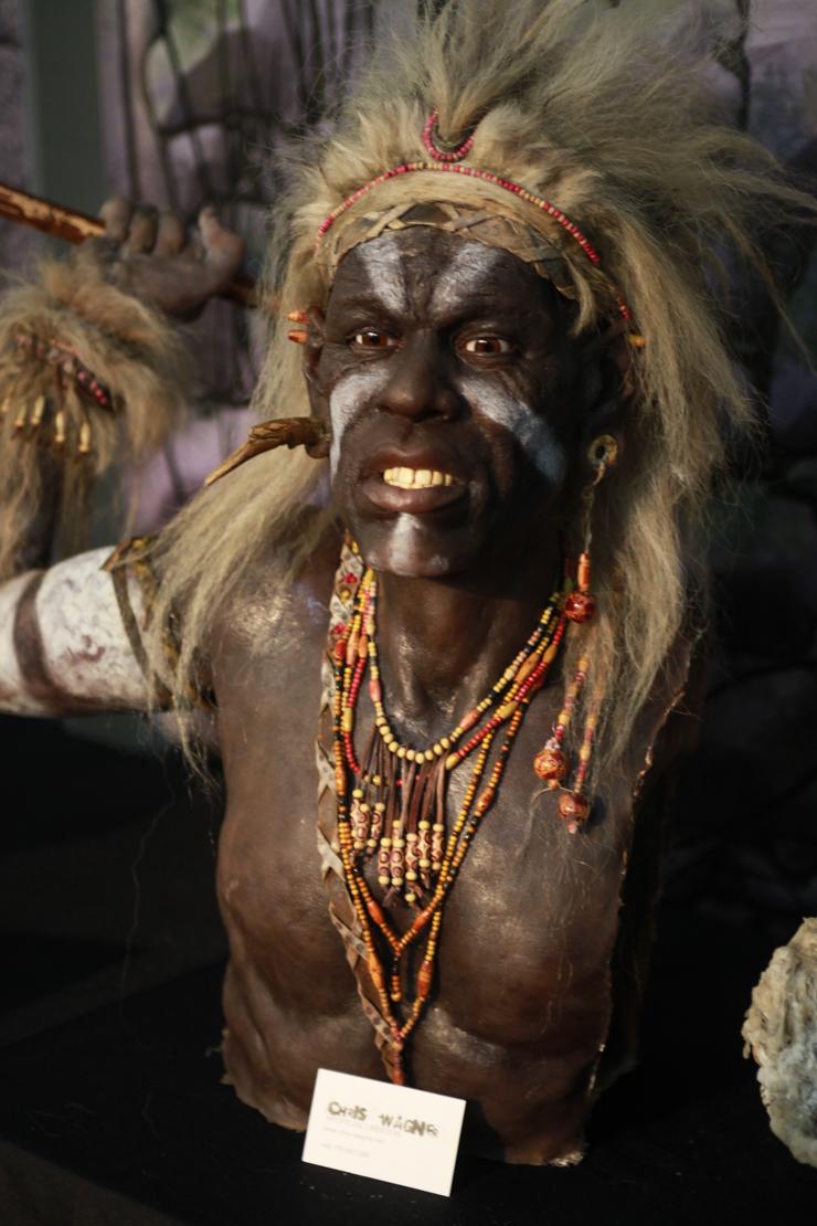 maschera tribale