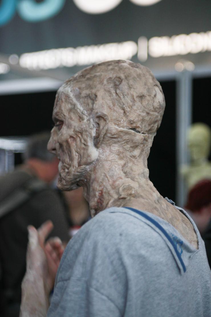 maschera mostruosa