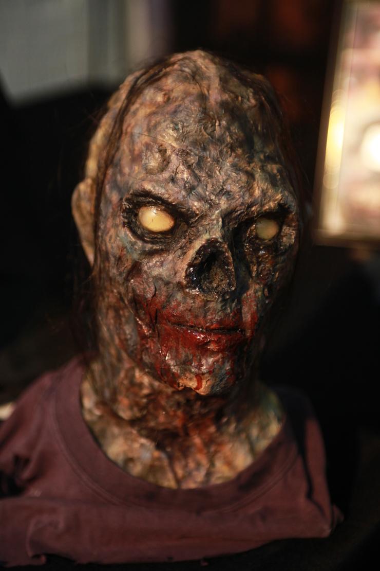 zombie cieco