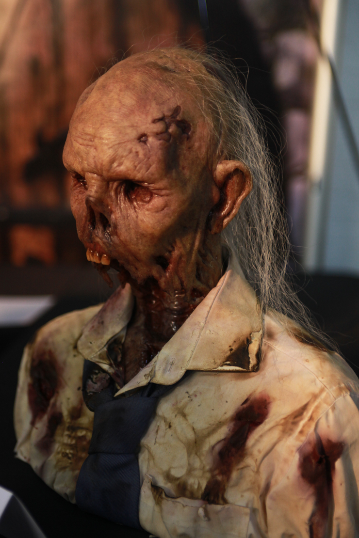 trucco effetto zombie