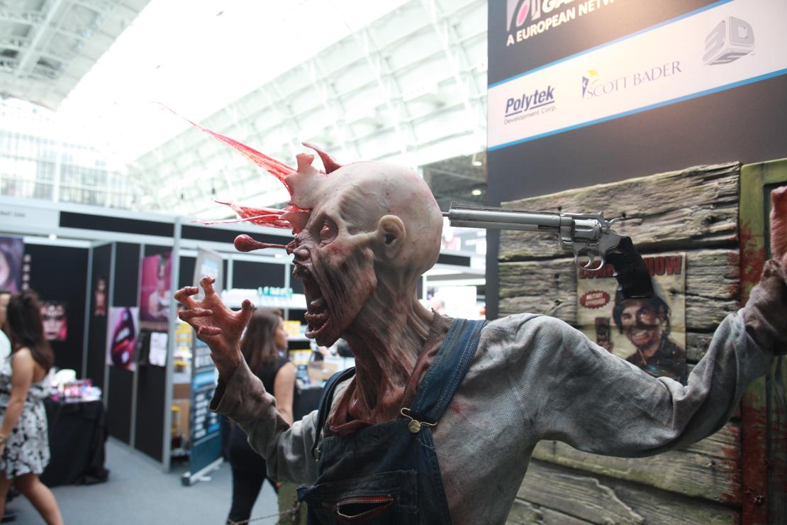 zombie che esplode