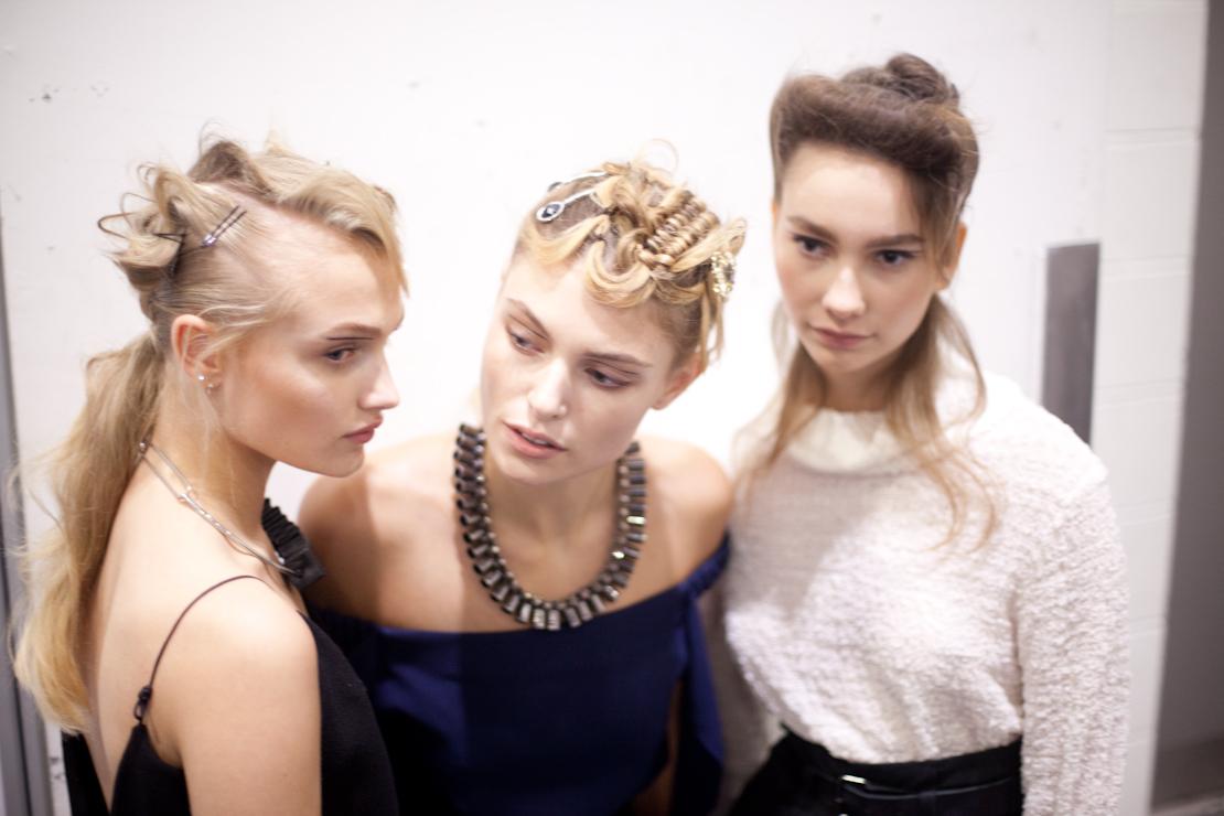 capelli intrecci biondi castani